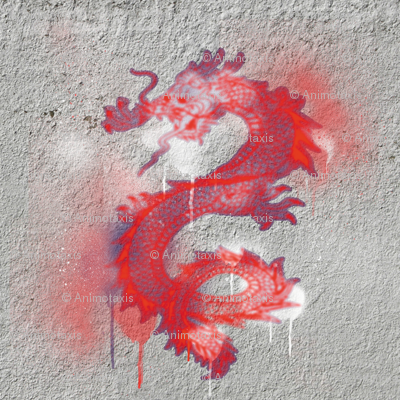 Dragon Graffiti, L