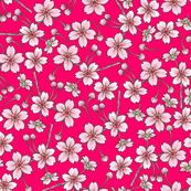 Sakura - Red