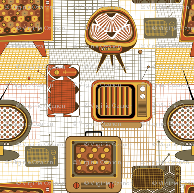 Vintage Screens