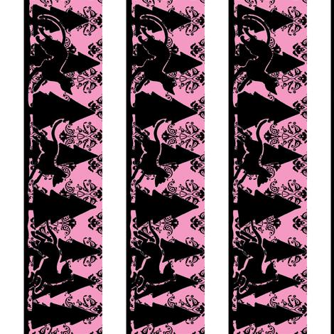 Let's Run fabric by elspeth@elspethrose_com on Spoonflower - custom fabric