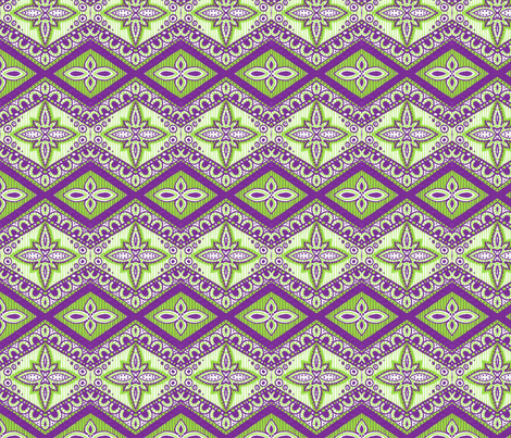 Ginstar fabric by siya on Spoonflower - custom fabric