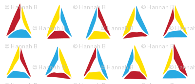 Happy Triangles (primary)