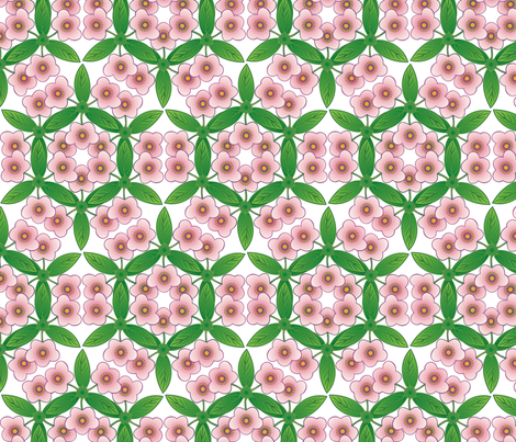 efflorescence fabric by hannafate on Spoonflower - custom fabric