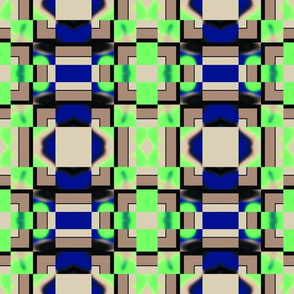 Art Deco Tiles 2, L
