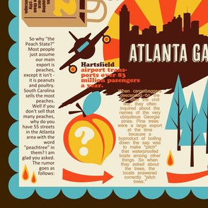 Atlanta Fun Facts