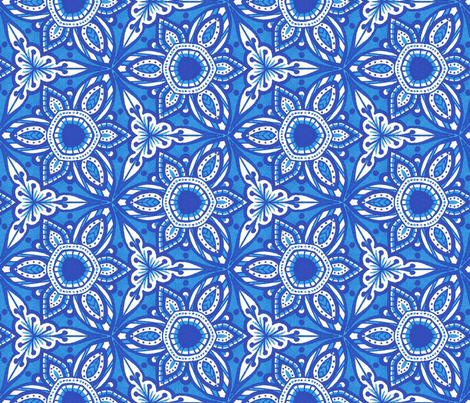 Delaware fabric by siya on Spoonflower - custom fabric
