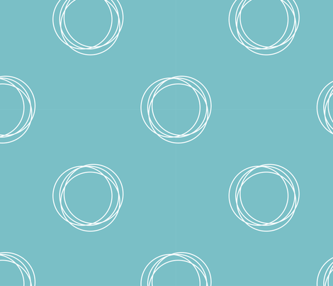 alternating_circles fabric by charlene_sawyer on Spoonflower - custom fabric