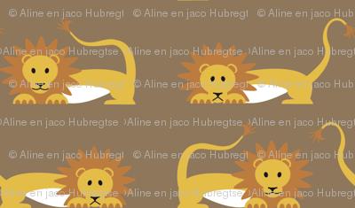 Lion_pattern
