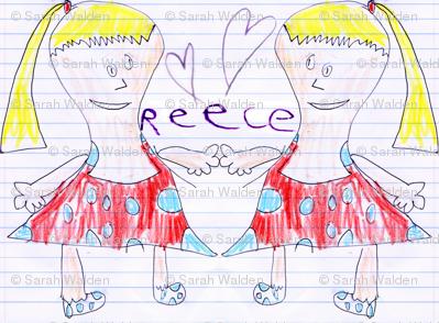 Reece Is a Beauty!