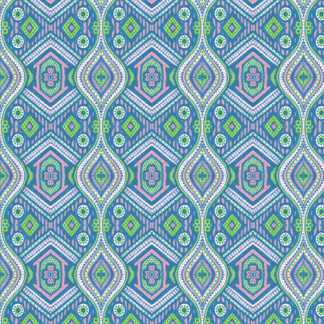 Susurrus fabric by siya on Spoonflower - custom fabric
