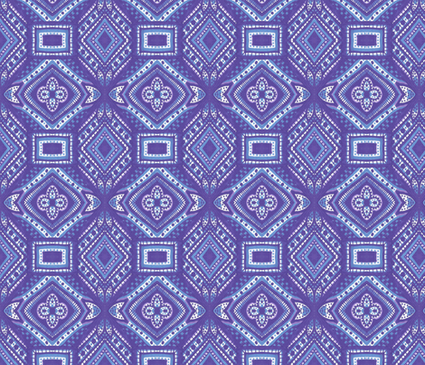 Bethany fabric by siya on Spoonflower - custom fabric