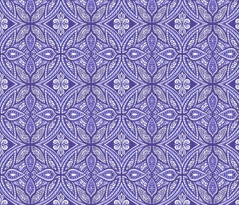 Norwalk fabric by siya on Spoonflower - custom fabric