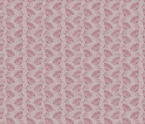 Redout fabric by kunjut on Spoonflower - custom fabric