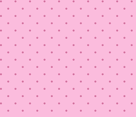 Teeny Monster Polka Dots - Girly - Light