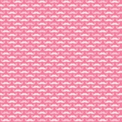 pink stache