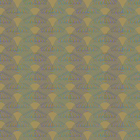 Celadon Bridge fabric by david_kent_collections on Spoonflower - custom fabric