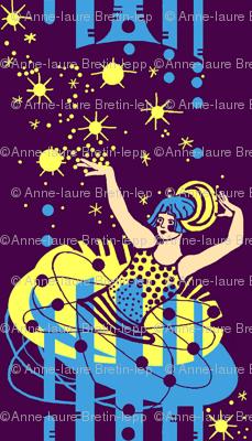 *Stars* Art Deco