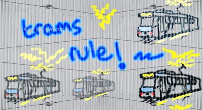 Trams Rule!