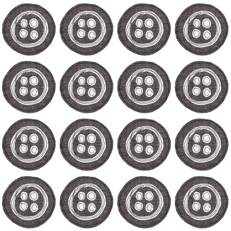 Buttons fabric by syko on Spoonflower - custom fabric