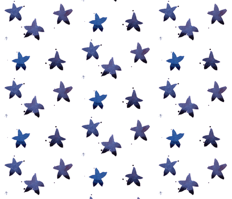 cestlaviv_ stars stars ★ fabric by cest_la_viv on Spoonflower - custom fabric