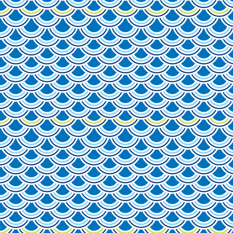 deans scallops fabric by laura_the_drawer on Spoonflower - custom fabric