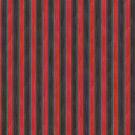 Painterly Bordello Stripe fabric by glimmericks on Spoonflower - custom fabric
