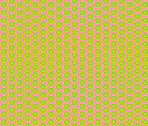 citrus spots fabric by fabricfarmer_by_jill_bull on Spoonflower - custom fabric