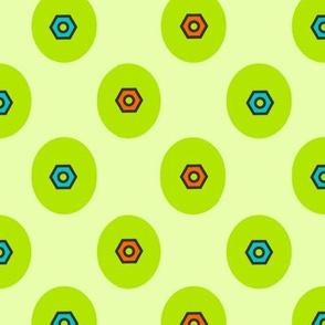 Robot Bolt/Dots Coordinates