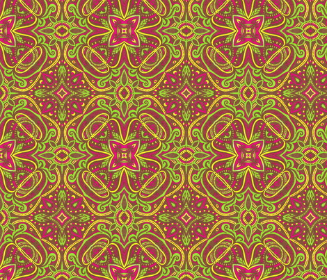 Roanoke fabric by siya on Spoonflower - custom fabric