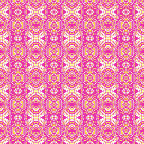 Lakshmi fabric by siya on Spoonflower - custom fabric