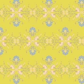 Art Deco Floral