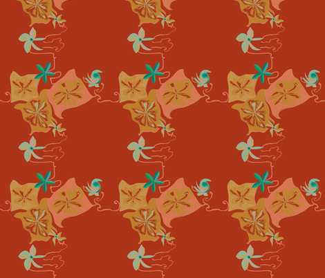tweetytwee fabric by tissu-de-jardins on Spoonflower - custom fabric
