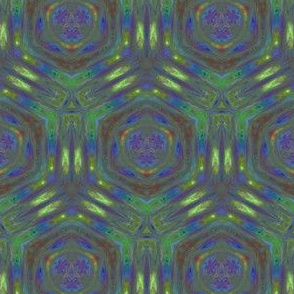Lily Pad Abstract 1  Gingezel 2012