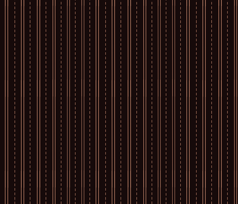 Steampunk Pinstripe fabric by katsanders on Spoonflower - custom fabric