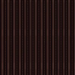 Steampunk Pinstripe