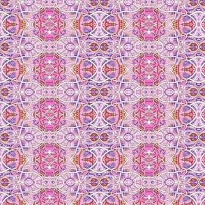 Persian Pink Wiggles
