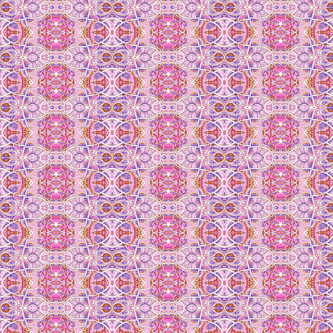 Persian Pink Passions fabric by edsel2084 on Spoonflower - custom fabric