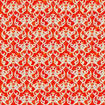Damask Tangerine