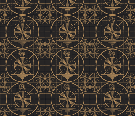 test_pattern fabric by vo_aka_virginiao on Spoonflower - custom fabric