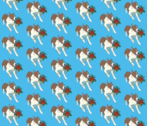 Alabama fabric by jessamarie on Spoonflower - custom fabric