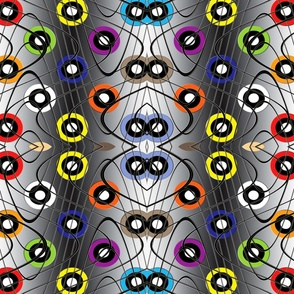 Button Madness - F010