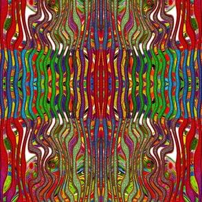Carnival Pattern - F050