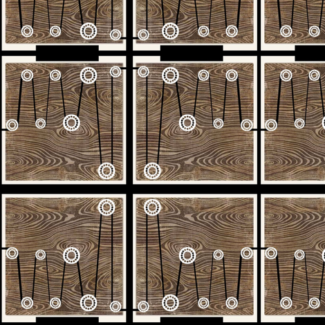 Kinetoscope Innards fabric by boris_thumbkin on Spoonflower - custom fabric
