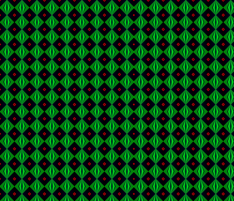 IllusionEmeraldBeadss fabric by grannynan on Spoonflower - custom fabric