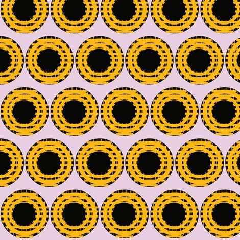 Marigold Grid Dots