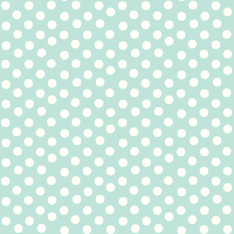 Pretty Polka Dots Backgrounds Pretty Polka Dots in Mint