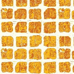Palenque Glyphs 1a
