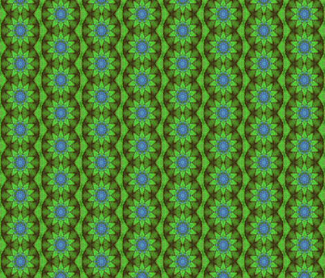 classy green stars fabric by krs_expressions on Spoonflower - custom fabric