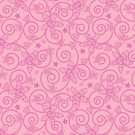 Spring Garden fabric by robyriker on Spoonflower - custom fabric