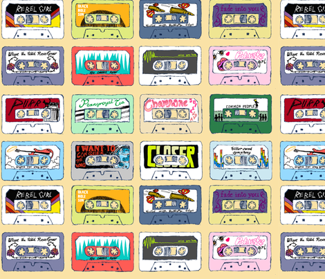 My 90s Mixtape